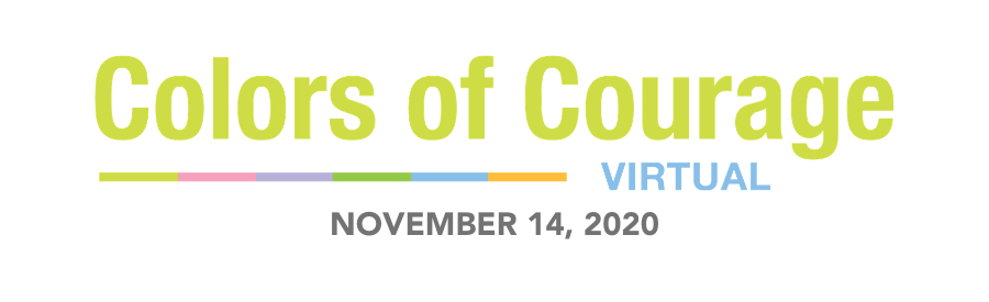 Colors of Courage Virtual Event