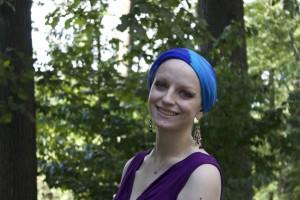 bald ballerina_scarf